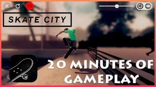 Apple Arcade :: Skate City Gameplay on iOS