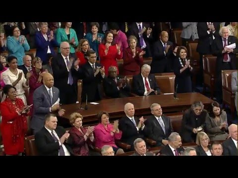 2016 State of the Union Address - (In HD)