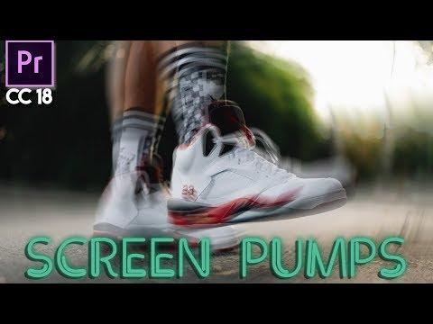 Efecto Screen Pumps   Tutorial Adobe Premiere Pro CC 2018