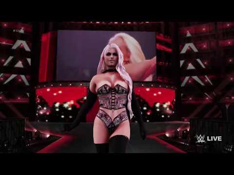 WWE2K18: Exhibition: Aubrey Aero vs Julianna Acconci