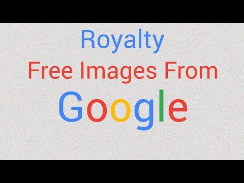 How To Get Copyright Free Images From Google | Royalty Free Images | Picture