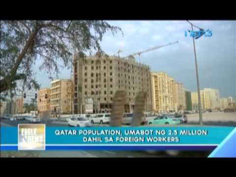 Qatar's population reaches 2.5M due to foreign workers