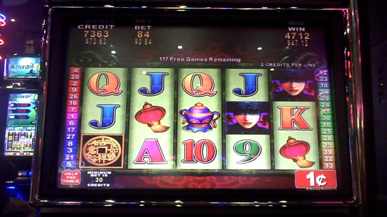 Slot machine china