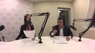 Китаец учит ведущих говорить. Связной Радио