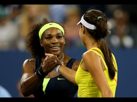 Serena Williams VS Ana Ivanovic Highlight 2012 QF