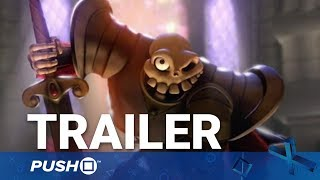 MediEvil PS4 Remaster Announcement Trailer | PlayStation 4 | PSX 2017