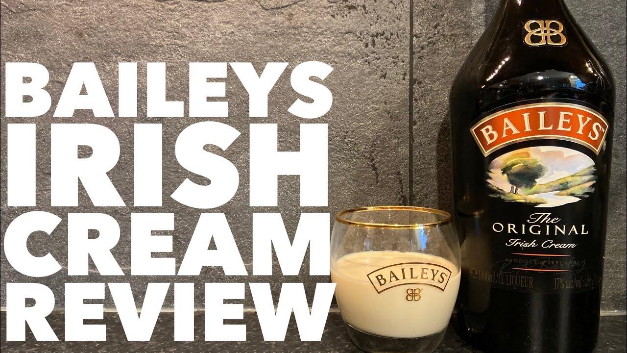 Baileys Original Irish Cream Review - YouTube