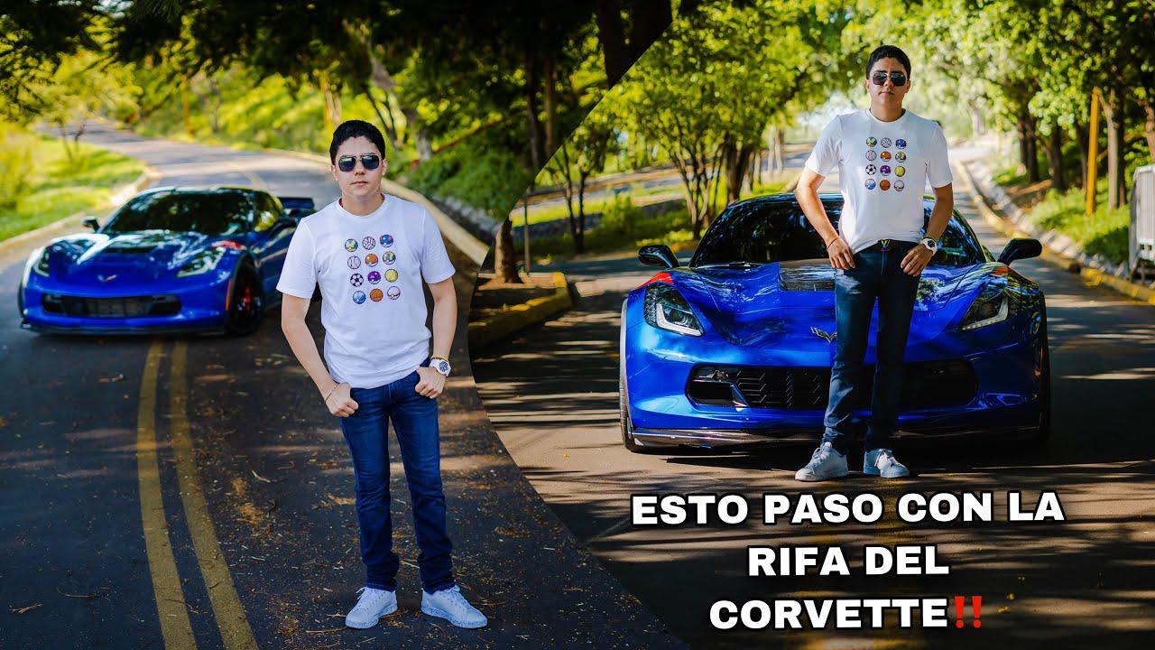ESTO PASO CON LA RIFA DE MI CORVETTE | MARKITOS TOYS