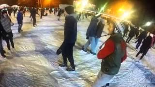 """сокольники каток """"Лёд"""" 23.11.14"""