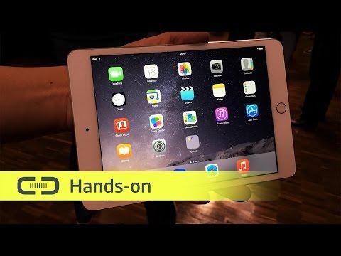Apple iPad mini 3 im Hands-On | deutsch