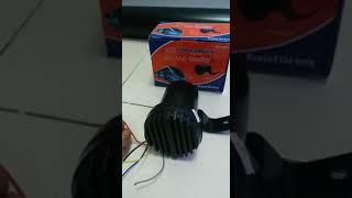 klakson atret 24V-12V  atau klakson mundur 4 sound