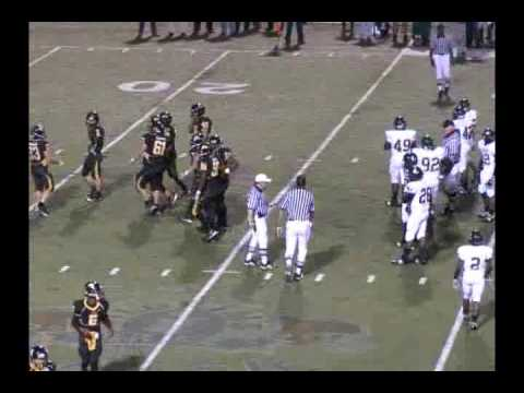 Longview vs Mount Pleasant, 2009, 1st Quarter Part 1 from YouTube · Duration:  9 minutes 45 seconds
