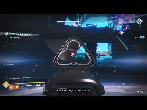 (8:59) Master Nightfall Ordeal 980 - Savathun's Song - Platinum