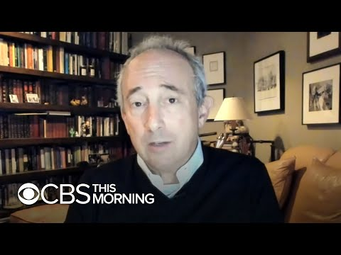 "Doctor Says He's ""afraid Of This Week,"" As Coronavirus Cases Rise In U.S."