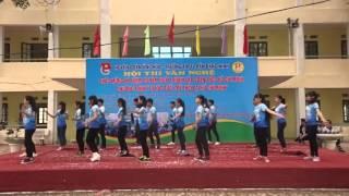 [Flashmob] 12A12 TĐN- Hồ Gươm Sáng Sớm
