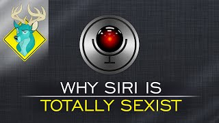 TL;DR - Why Siri is Totally Sexist