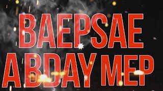 BAEPSAE    HAPPY (belated) B-DAY SYLVIA!