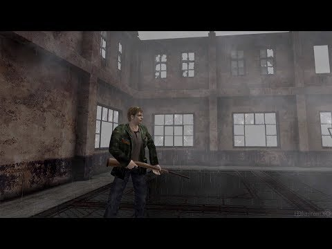 "Silent Hill 2 - Final Boss & ""In Water"" Ending (1080p/60fps)"