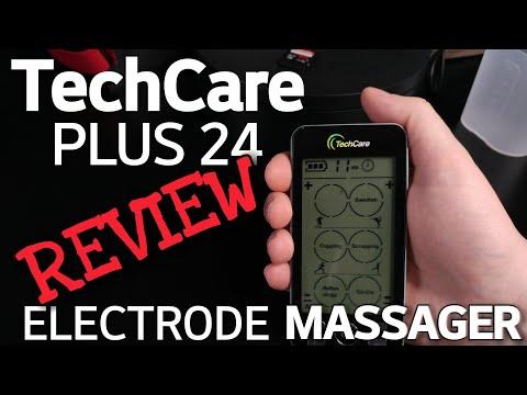 TechCare Plus 24 Electrode Massager REVIEW