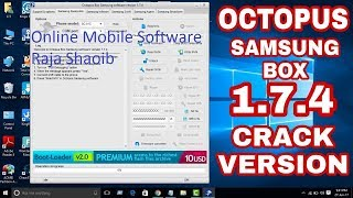 octoplus octopus box samsung software 2.4 7 crack