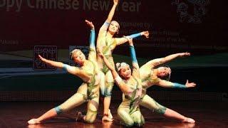 Chinese Acrobat 2019 | Chinese New Year Celebrations | 农历新年雄鸡庆祝