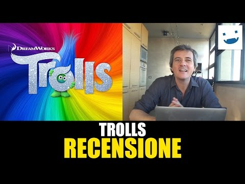 Trolls, di Walt Dohrn e Mike Mitchell | RECENSIONE Mp3