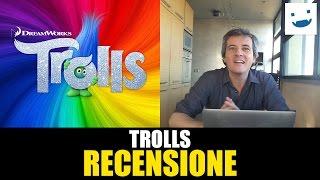 Trolls, Di Walt Dohrn E Mike Mitchell | RECENSIONE