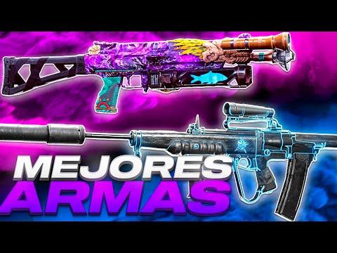 LAS MEJORES ARMAS DE CALL OF DUTY WARZONE S5 V3   META