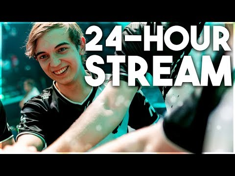 24-Hour Stream Before LEC with G2! Tyler1 Has a Good Day: Draven! - LoL Stream Moments