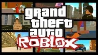 GRAND THEFT AUTO V IN ROBLOX!!