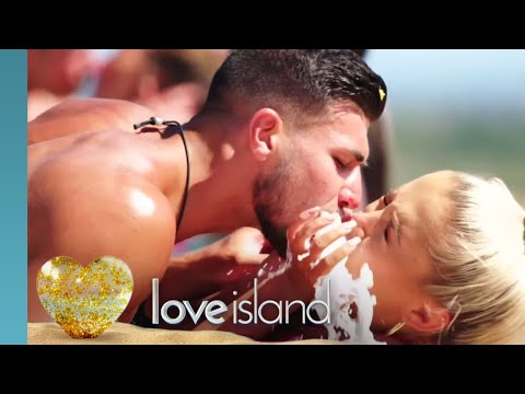 Challenge: Eyes on the Fries | Love Island 2019