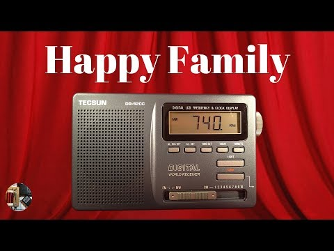 Tecsun DR-920C AM FM Shortwave Radio Unboxing & Review
