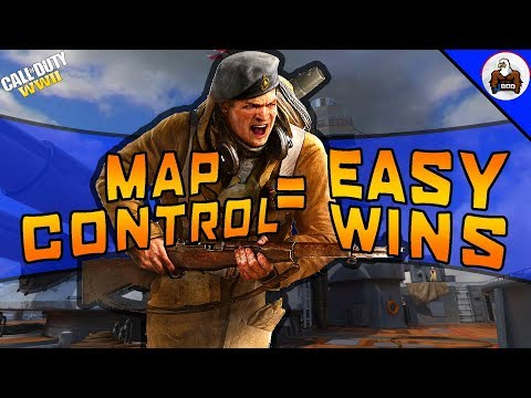 Breaking Down How Map Control Leads to More Wins CoD WW2