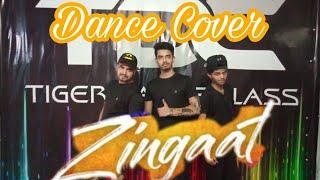 Zingaat Dance Choreography | Dhadak | SSR Dance cover | Masti dance