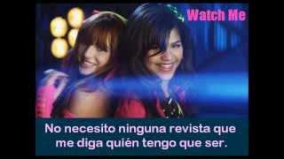Download Watch Me - Bella Thorne and Zendaya Coleman - Subtitulada en español MP3 song and Music Video