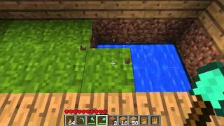 how to make a beginner house in minecraft