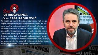 BEZ USTRUČAVANJA-Saša Radulović: Kinezi i Rusi nisu prijatelji Srbije, oni gledaju samo svoj interes