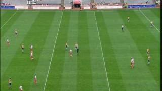 Camogie:  All Ireland Final 2007:  Derry Vs Clare, Croke Park