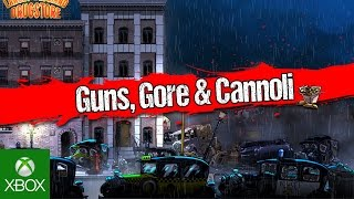 Guns, Gore & Cannoli Now Available For Xbox One