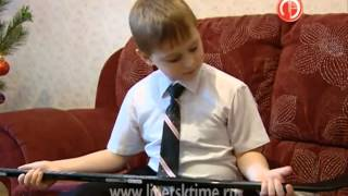 Владимир Путин подарил липецкому первоклассни...(, 2014-12-29T14:41:34.000Z)