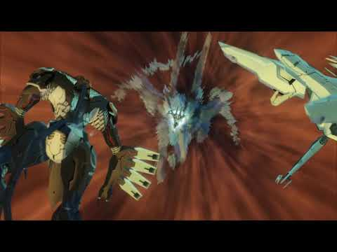 Damaged Jehuty Vs Anubis | Zone Of The Enders 2nd Runner: Mars