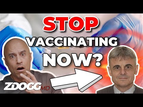 Why This Guy Is Dead Wrong About COVID Vaccines | Bossche Debunked