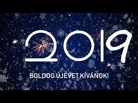 BUÉK 2019 - Boldog Új Évet Kívánok - újévi köszöntő videó letöltés