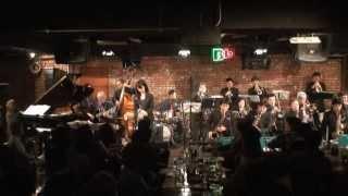 Departure - Lee Sarah Special Big Band - Tokyo - 2013 Jazz