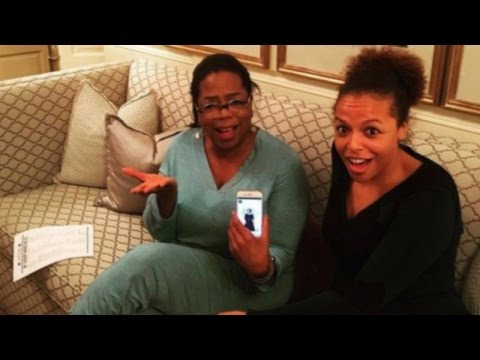 Oprah Winfrey Reacts to Being Mistaken for Whoopi Goldberg at Oscars