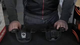 Подушка двигателя ВАЗ 2108-09 задняя, 'скоба', СЭВИ ЭКСПЕРТ