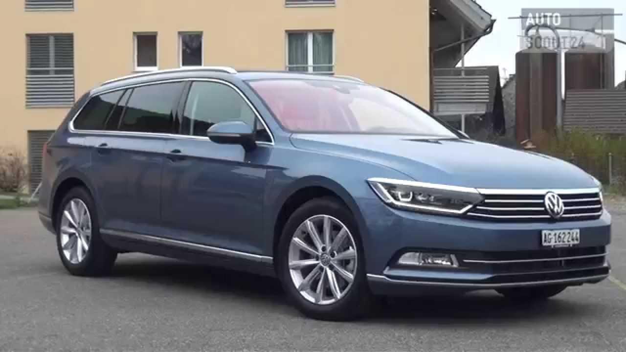 VW Passat Variant (2015)