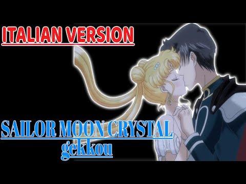 【Gekkou RE-UP】Sailor Moon Crystal Sigla / Ending「Italian Version」