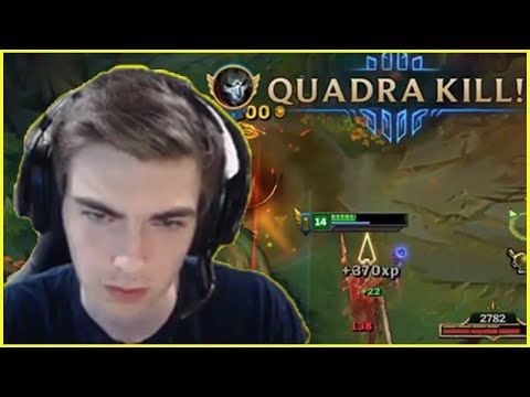 Bench Zven! TSM MrRalleZ is Popping Off! Kev1n Outsmarted Himself - Best of LoL Streams #254