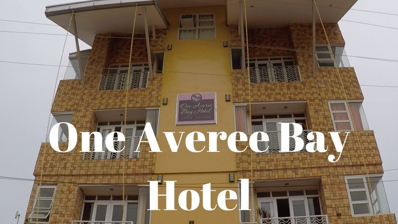 CORON TOWN + ONE AVEREE BAY HOTEL CORON PALAWAN (late published ...